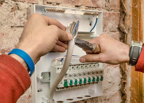 Murray Brothers Electric residential wiring