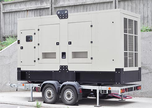 Murray Brothers Electric Generator Installation